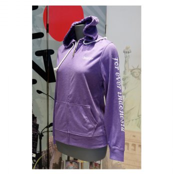 Jaket sweater Hoodie Forever indonesia purple.JKT-00012