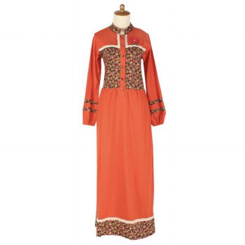 Iyesh HENO0618 - 10618 Maxi - Orange