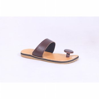 SANDAL CASUAL WANITA KULIT ASLI FTP S-97 WIN LEATHER