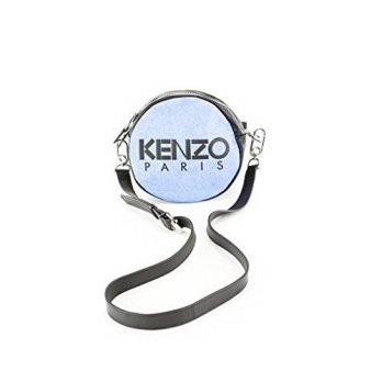 [macyskorea] Kenzo Womens Kanvas Crossbody Bag Bag - Blue Leather/12629576