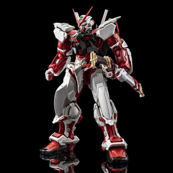 GUNDAM 1100 HI RESOLUTION MODELS ASTRAY RED 55356