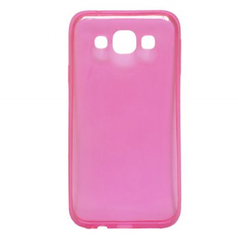 Ultrathin Softcase Asus zenfone 6 Transparant - Pink