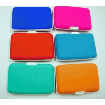 Colour Card Wallet / Dompet Kartu