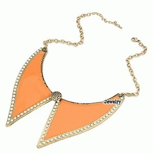 Kalung Collar Kerah Statement Pearl Fashion Impor Korea SJ0045
