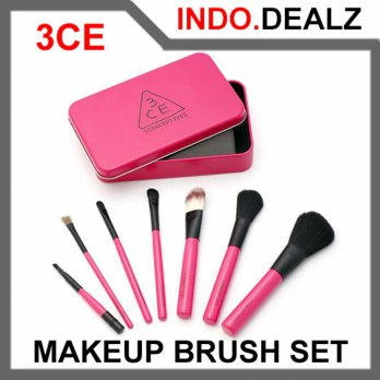 Promo 3CE 3 Concept Eyes Makeup Brush Set