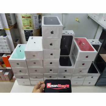 Apple iPhone 11 - 64Gb - BNIB ORIGINAL - Garansi 1 Tahun