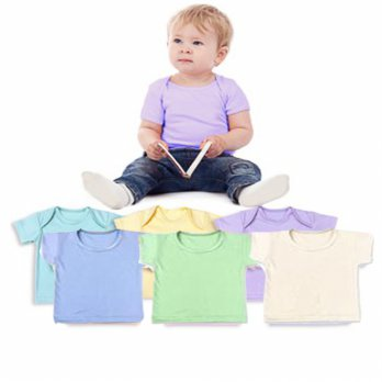 BUY 3 Miabelle Baby Tee FREE 2 Pants - 8 Colors