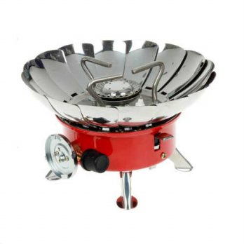 Kompor Portabel Anti Angin WindProof  Camping Portable Stove