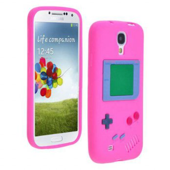 [holiczone] I Need (TM) Game Boy Style Silicone Phone Case Cover Skin For Samsung Galaxy S/197328