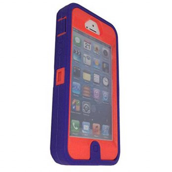 [holiczone] IPhone 5 case, Iphone 5S case, OKASE(TM) iPhone Durable Protective Hybrid Armo/198078