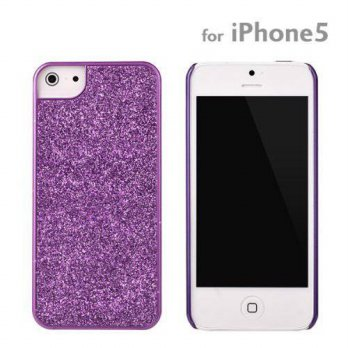 [holiczone] Strapya PopnGo Glitter Hard Case for iPhone 5 (Purple)/151536