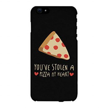 [holiczone] Love Youve Stolen a Pizza My Heart Phone Case for iphone 4, iphone 5, iphone 5/155028