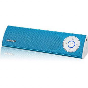 [holiczone] Naztech N35 Klub Wireless Bluetooth A2DP Stereo Speaker for Apple iPhone/iPad//155303