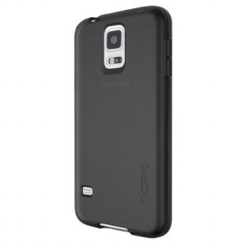 [holiczone] Incipio NGP Case for Samsung Galaxy S5 - Retail Packaging - Black/208906