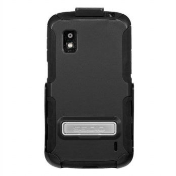 [holiczone] Seidio BD2-HK3LGN4K-BK DILEX Case with Metal Kickstand and Holster Combo for u/152229