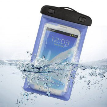 [holiczone] Sumaccn Underwater Waterproof Case Bag With Armband for Samsung Galaxy Note 3,/116324