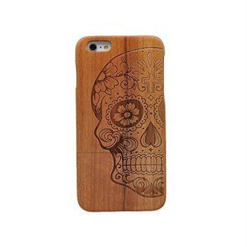 [holiczone] VWTECH XIKEZAN iPhone 6/6S 4.7inch Wooden case Genuine Handmade Natural Wood B/118265
