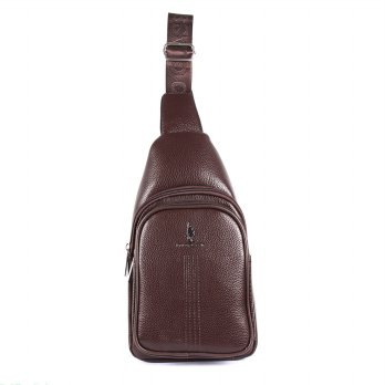 Polo Classic Chest Bag 536-19 Coffee