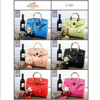 EWI New Style Hermes BIRKIN Syahrini Celebrity Collection (E1001)