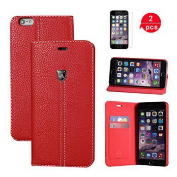 [holiczone] AILUN iPhone 6s Plus Case,iPhone 6 Plus Case,[5.5inch]by Ailun,Wallet Case,Car/124547