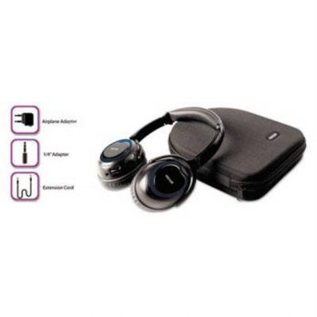 [holiczone] Maxell - Nc-V Headphones Black Product Category: Computer Accessories/Pc Heads/129378