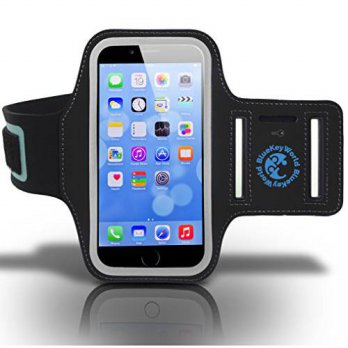 [holiczone] iPhone 6 Armband for Running, Biking, Walking, Jogging, Gym and Other Workouts/130431