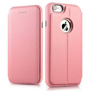 [holiczone] I-CARER iPhone 6 Case, [2 in 1 Style] [Detachable Magnetic] Folio Flip Cover C/138000