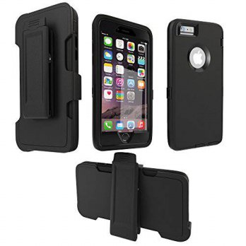 [holiczone] Elvopro Heavy Duty Case For Apple iPhone 6 Plus (5.5 Inch)- Shockproof Protect/142331