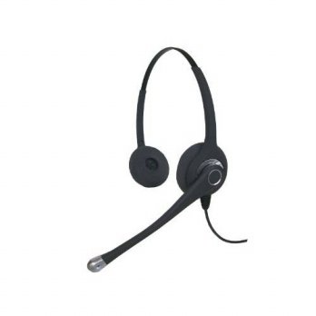 [holiczone] Smith Corona Ultra Binaural USB Headset w/Detachable USB Cord - For Home Agent/167698