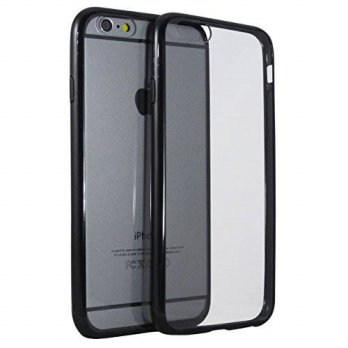 [holiczone] iPhone 6S Case, Totallee Clearback Hybrid Slim Shock Absorbing TPU Bumper and /144301