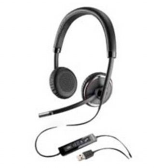 [holiczone] Plantronics, Inc - Plantronics Blackwire C520-M Headset - Stereo - Usb - Wired/165177