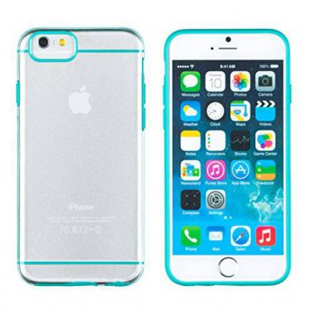 [holiczone] iPhone 6 Plus + Case, DandyCase SUPER SLIM HYBRID Transparent Clear Hard Case /169722