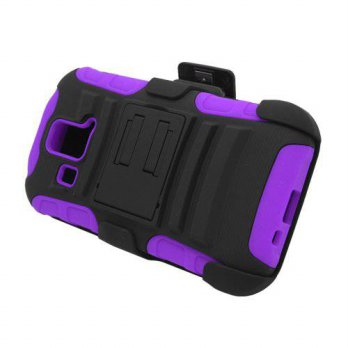 [holiczone] Eagle Cell Kyocera Hydro XTRM Hybrid Skin Case with Stand and Holster - Retail/174182