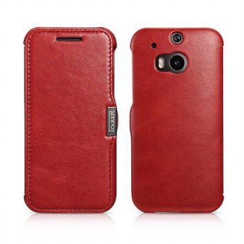 [holiczone] I-CARER Moon Monkey Luxury Business Genuine Leather Folio Protective Case Wall/180784