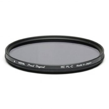 [holiczone] Hoya 62mm Circular Polarizing Multi-Coated Glass Pro 1 Digital Filter/181003