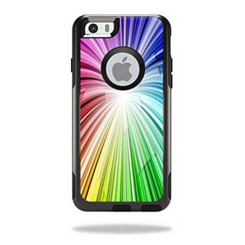 [holiczone] MightySkins Protective Vinyl Skin Decal Cover for OtterBox Commuter iPhone 6/6/183394