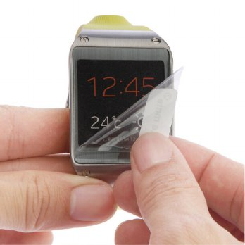 5x CLEAR Screen Protector Guard Cover Film for Samsung Galaxy Gear V700