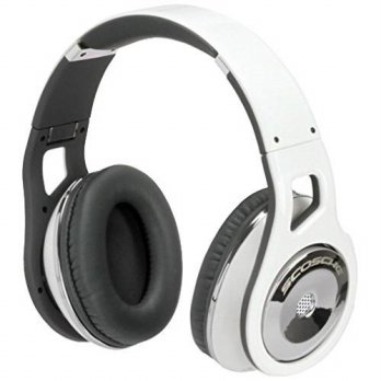 [holiczone] Scosche RH1056M Over-The-Ear Headphones (White)/195810