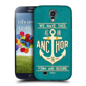 [holiczone] Head Case Designs Anchor for the Soul Christian Typography Protective Snap-on /201042