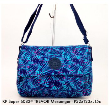 Tas Selempang Import Wanita Fashion Trevor Messanger Bag 6082 - 9