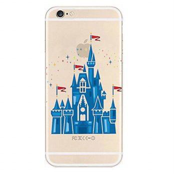 [holiczone] iPhone 6 Case, DECO FAIRY Protective Case Bumper[Scratch-Resistant] [Perfect F/208862