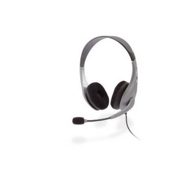 [holiczone] Cyber Acoustics Stereo Headset and Boom Mic with PC Y-adapter (AC-404)/211955