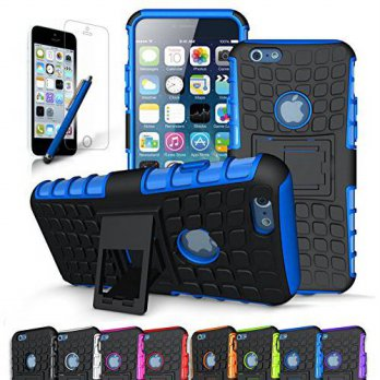 [holiczone] Cineyo iPhone 6S Case / iPhone 6 Case, CINEYO heavy Duty Rugged Dual Layer Cas/210368