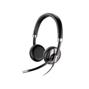 [holiczone] Plantronics Blackwire C720 Wired Headset - Retail Packaging - Black/212387