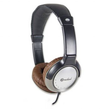 [holiczone] Connectland CL-AUD63062 Circumaural Stereo Headphone with In-line Mic/215197