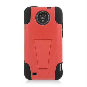 [holiczone] Eagle Cell ZTE Vital/N9810 Hybrid Phone Case with Y Style Kickstand - Retail P/218571