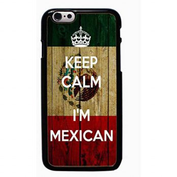 [holiczone] IPhone 6 Heart Case Mexican FLAG Hard Case for Apple iPhone 6 6G 4.7 ( Sugar S/219810