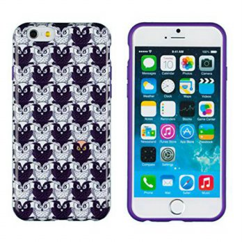 [holiczone] iPhone 6 Case, DandyCase PERFECT PATTERN *No Chip/No Peel* Flexible Slim Case /219859