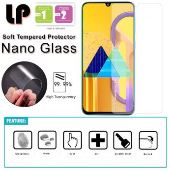 LP HD Nano Tempered Glass Samsung Galaxy A10