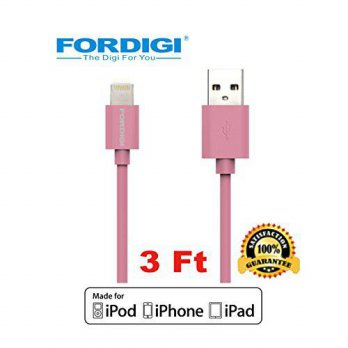 [macyskorea] FORDIGIAPPLE CERTIFIED Extra Long (3.1 Ft) USB Sync and Charging Lightning Ca/12406211